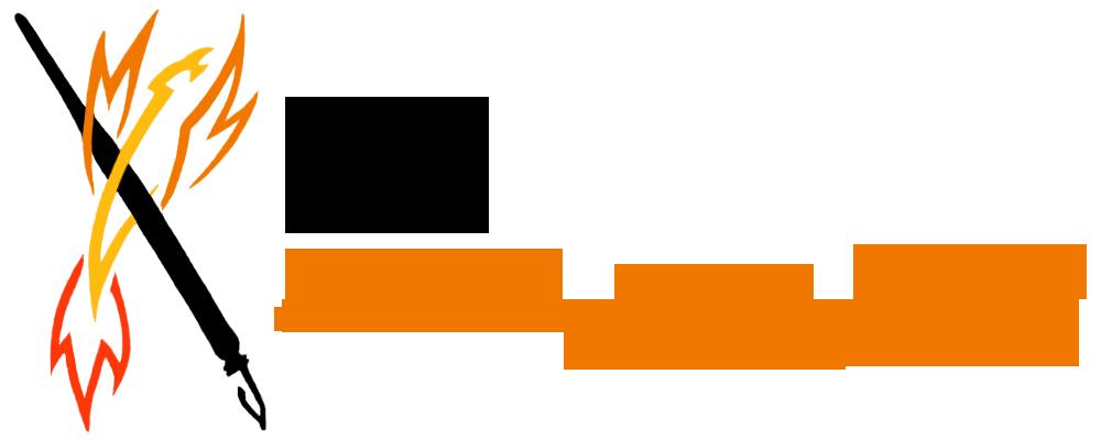 bannière association héros de papier froissé
