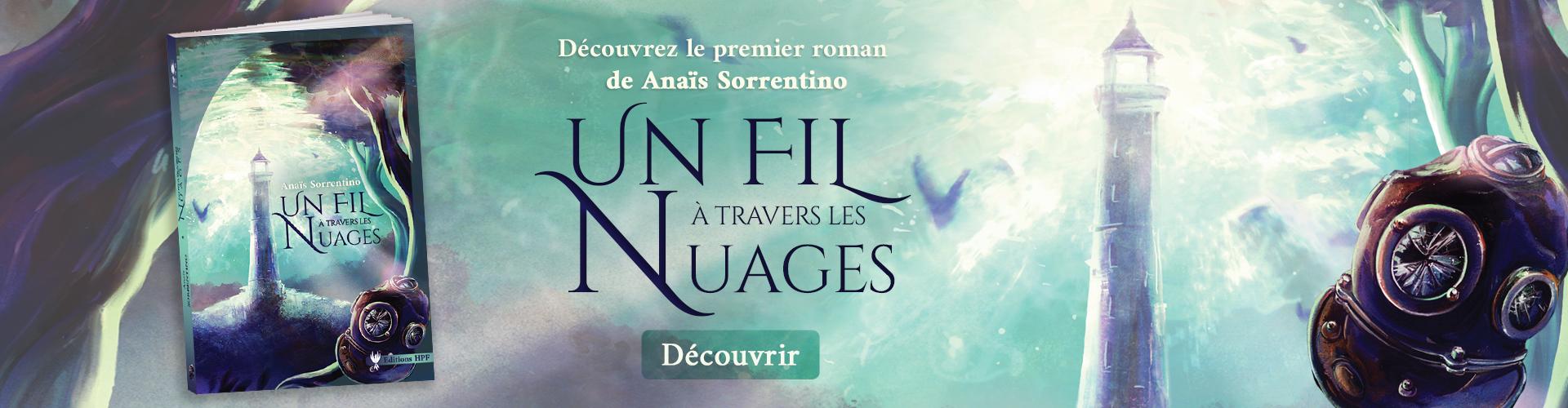 Découvrez le premier roman de Anaïs Sorrentino !