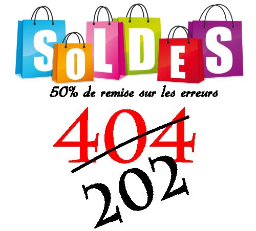 Image erreur 404